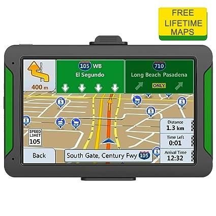 Amazon.com: TGX Navegador GPS para coche, 7 pulgadas, 8 GB ...