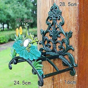 CQ Jardinería Rack Type jardín Hogar Jardín decoración de la pared ...
