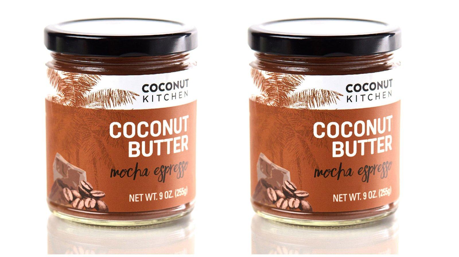MY COCONUT KITCHEN Mocha Espresso Coconut Butter, 9 OZ