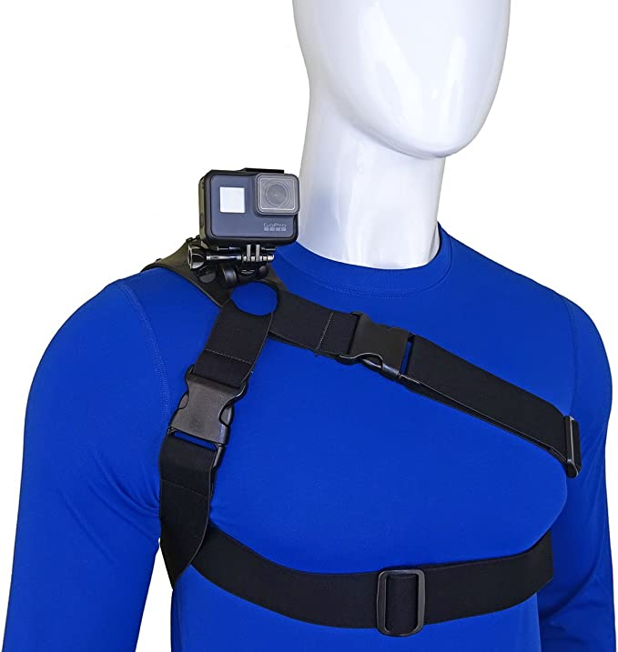 Stuntman 360 Schulter Brust Und Hüfte Halterung Für Kamera