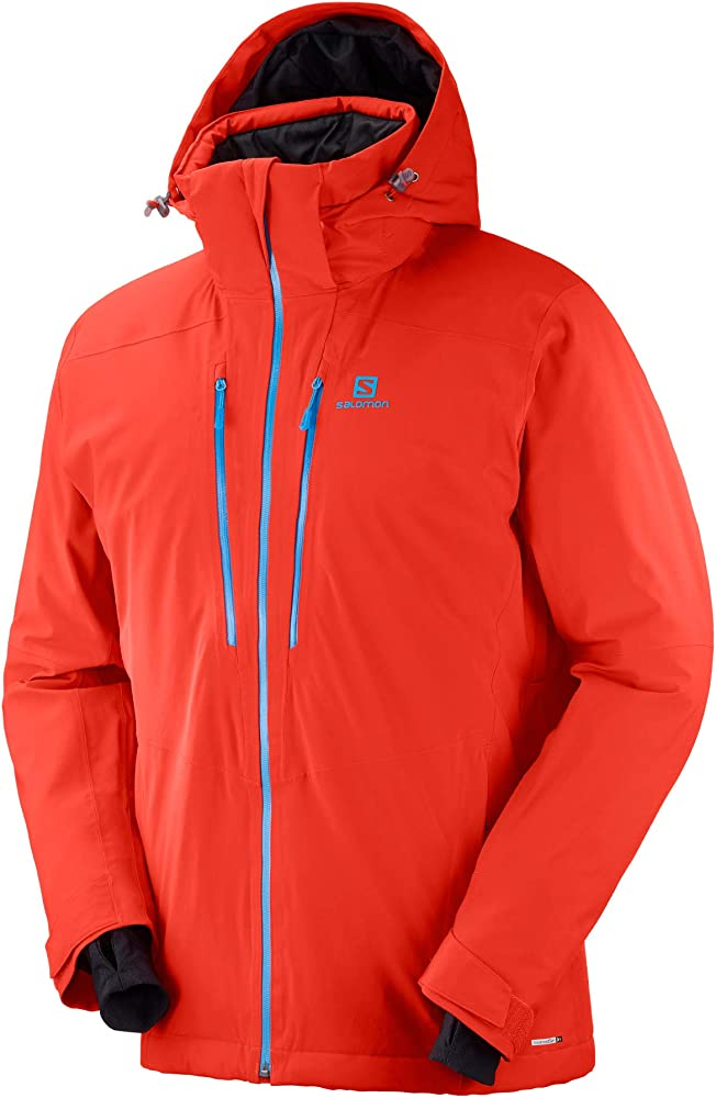 preview of new product cute cheap salomon ice frost jkt m
