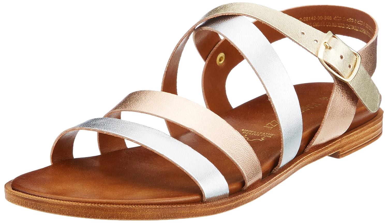 MARCO TOZZI premio Women s 28142 Sling Back Sandals  Amazon.co.uk  Shoes    Bags 7a2b615057