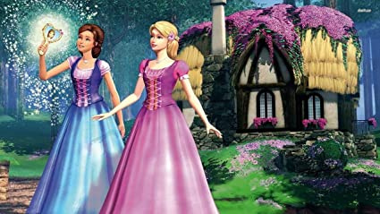 barbie and the diamond castle in hindi video