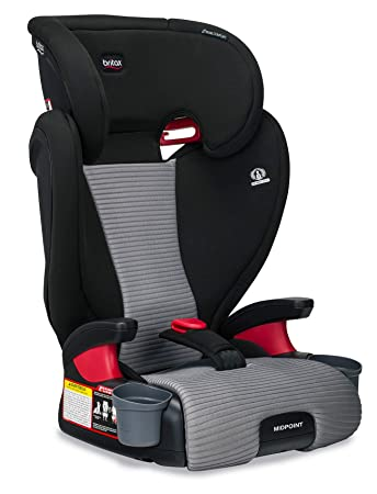Britax Midpoint Belt-Positioning Booster Seat - The Most Adjustable Car Seat