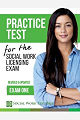 Practice Test for the Social Work Licensing Exam: Exam One (Revised & Updated) (SWTP Practice Tests) (Volume 1) Paperback