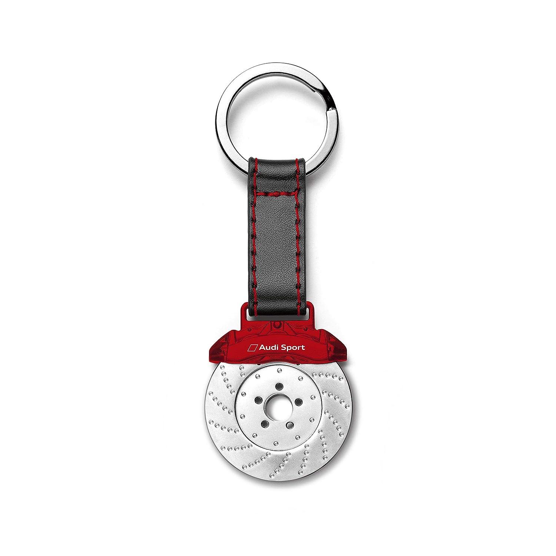 Audi collection 3181900500 Audi Sport Key Ring Shopping Trolley Token