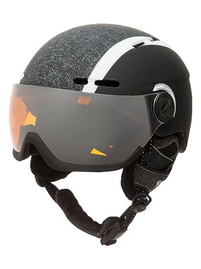 47f30dff57d Roxy - Casco de Snowboard esquí - Mujer - L - Negro  Roxy  Amazon.es ...