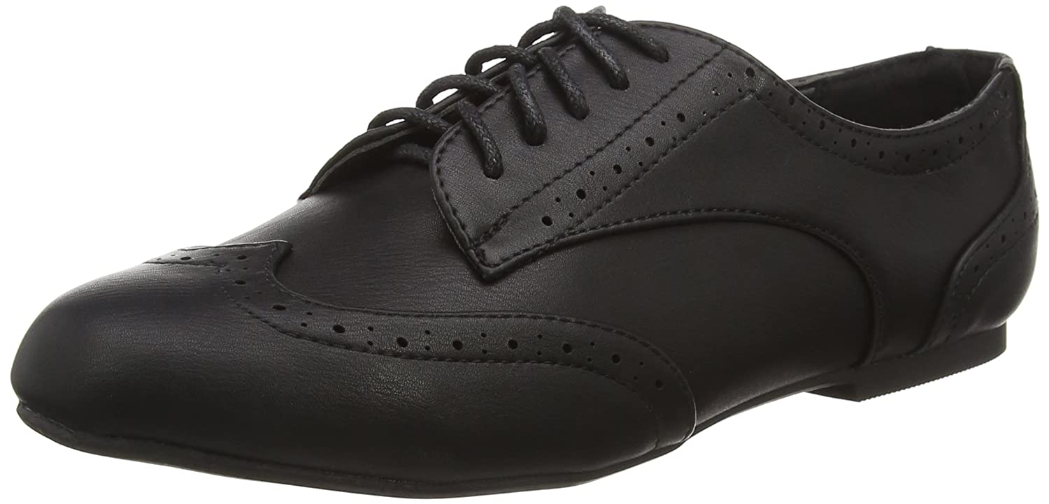 New Look 915 Jake PU Lace, Brogues Fille