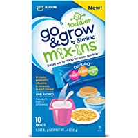 4-Pack Go & Grow Mix-Ins Powder