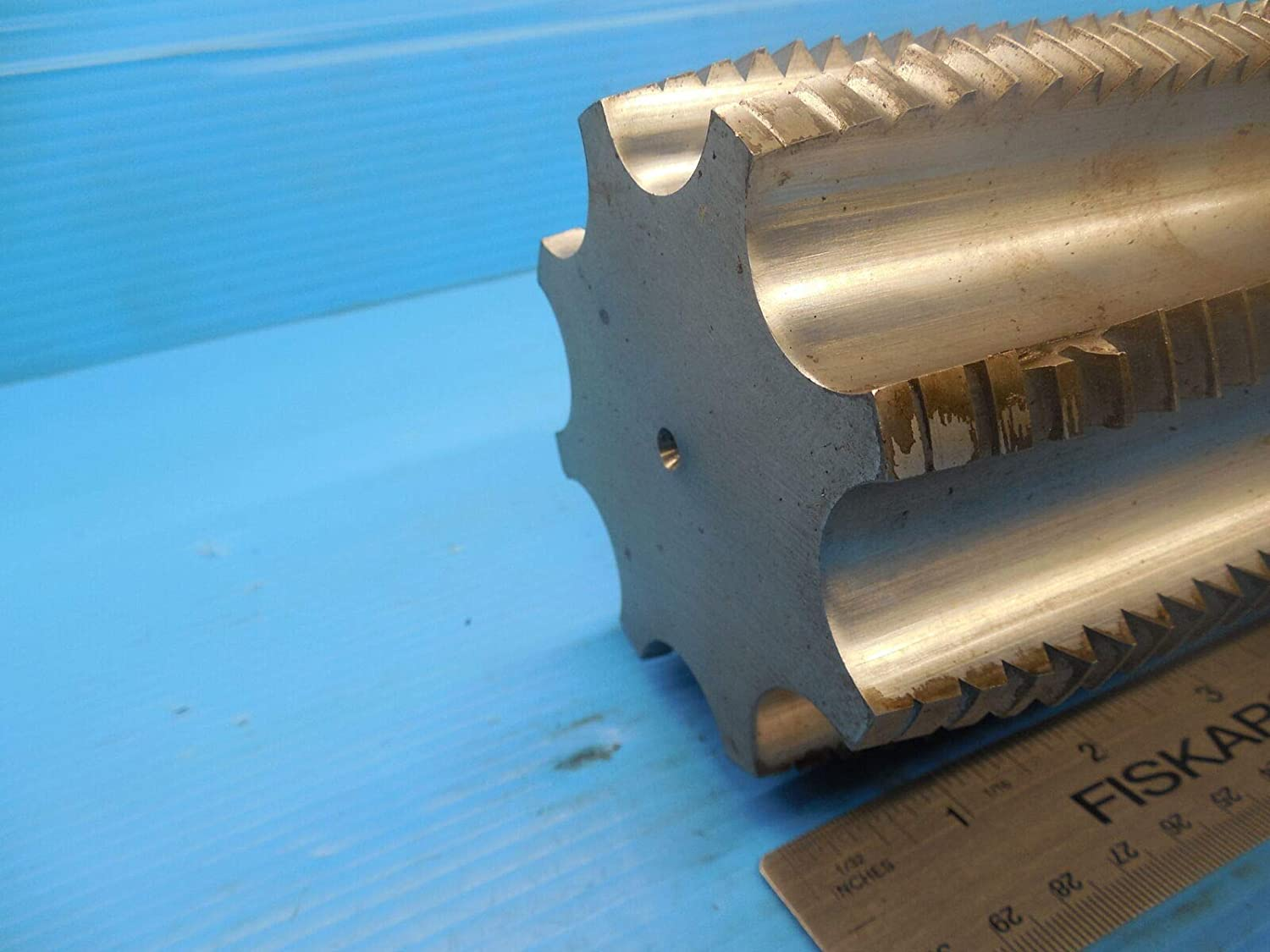 36 Teeth Uncoated Coating 5 Cutting Diameter HSS 3//32 Width KEO Milling 07680 Staggered Tooth Slitting Saw,MS Style Standard Cut 1 Arbor Hole
