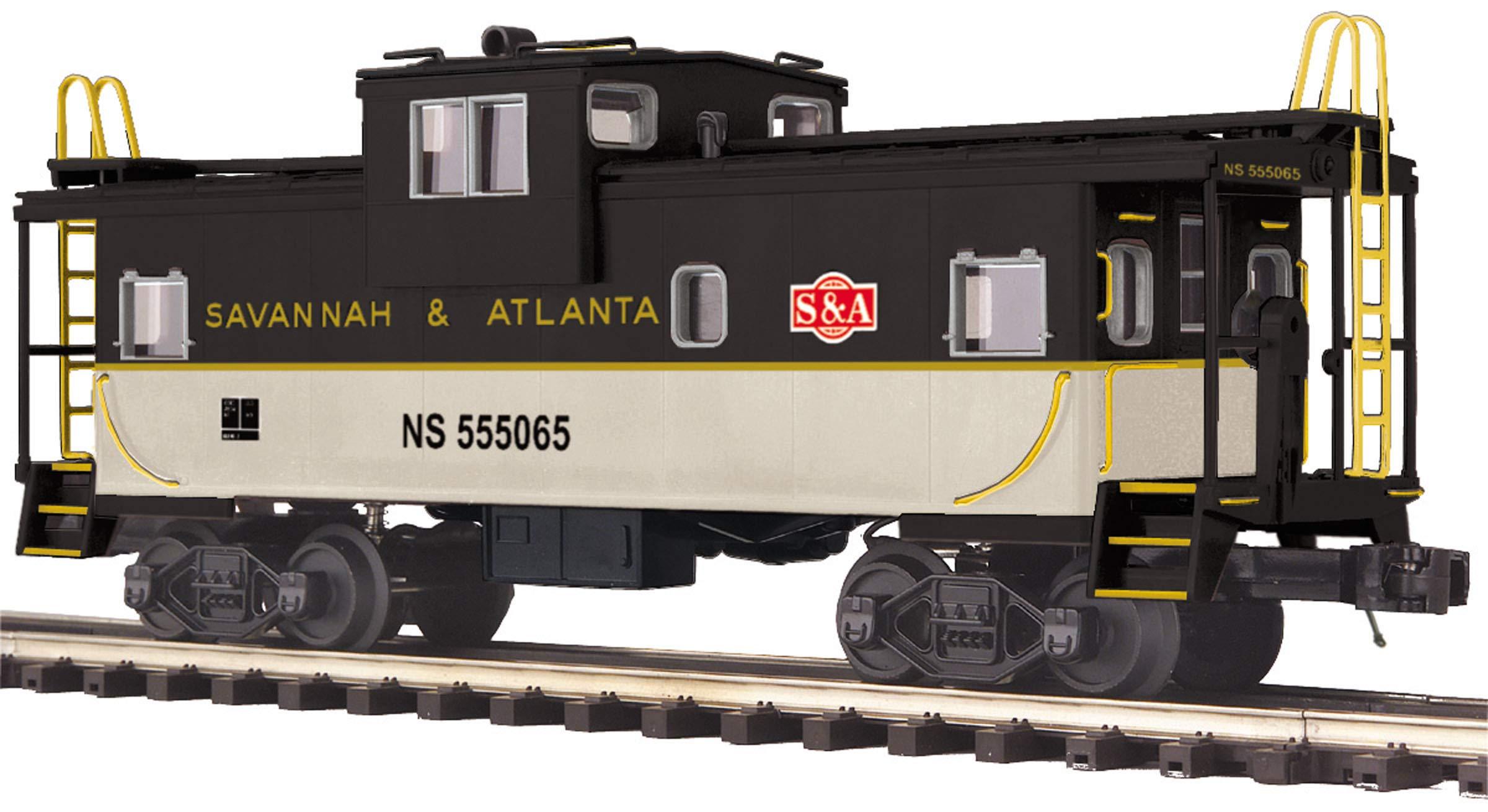 MTH 1:48 O Scale Savannah Atlanta #555065 NS Heritage Caboose #20-91416