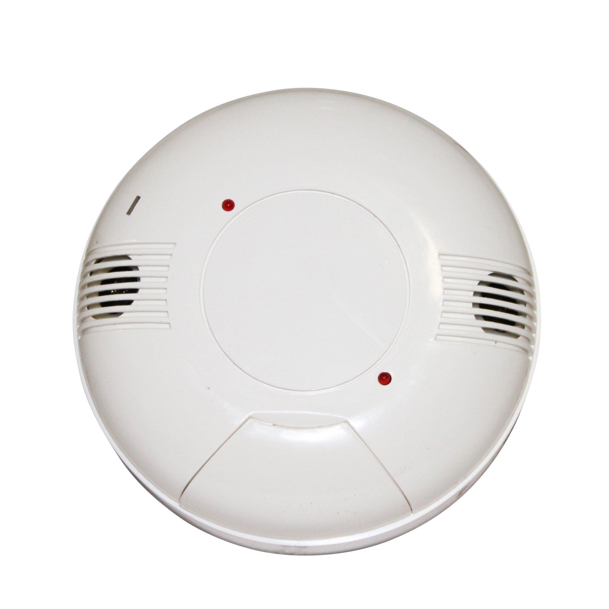 Unenco Hubbell C8001500 C800-1500 Ultrasonic Ceiling Mount Motion Sensor 1500 SQ FT 24VDC, White