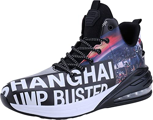 Amazon.com: JSLEAP - Zapatillas de baloncesto ...
