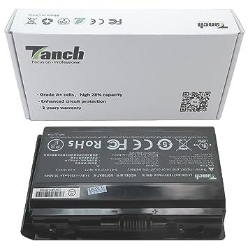 Batería del ordenador portátil W370BAT-8 6-87-W37SS-427 41CR18 /