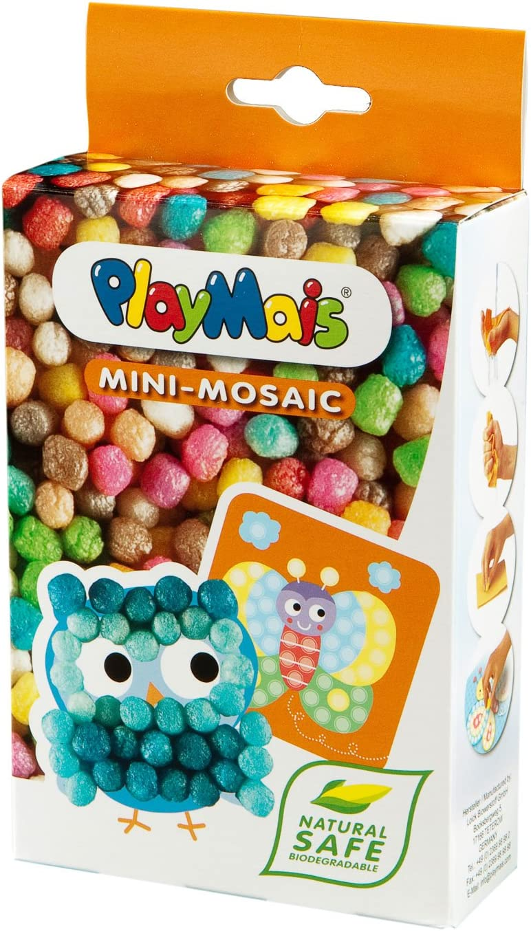 PlayMais Mini Mosaic Owl