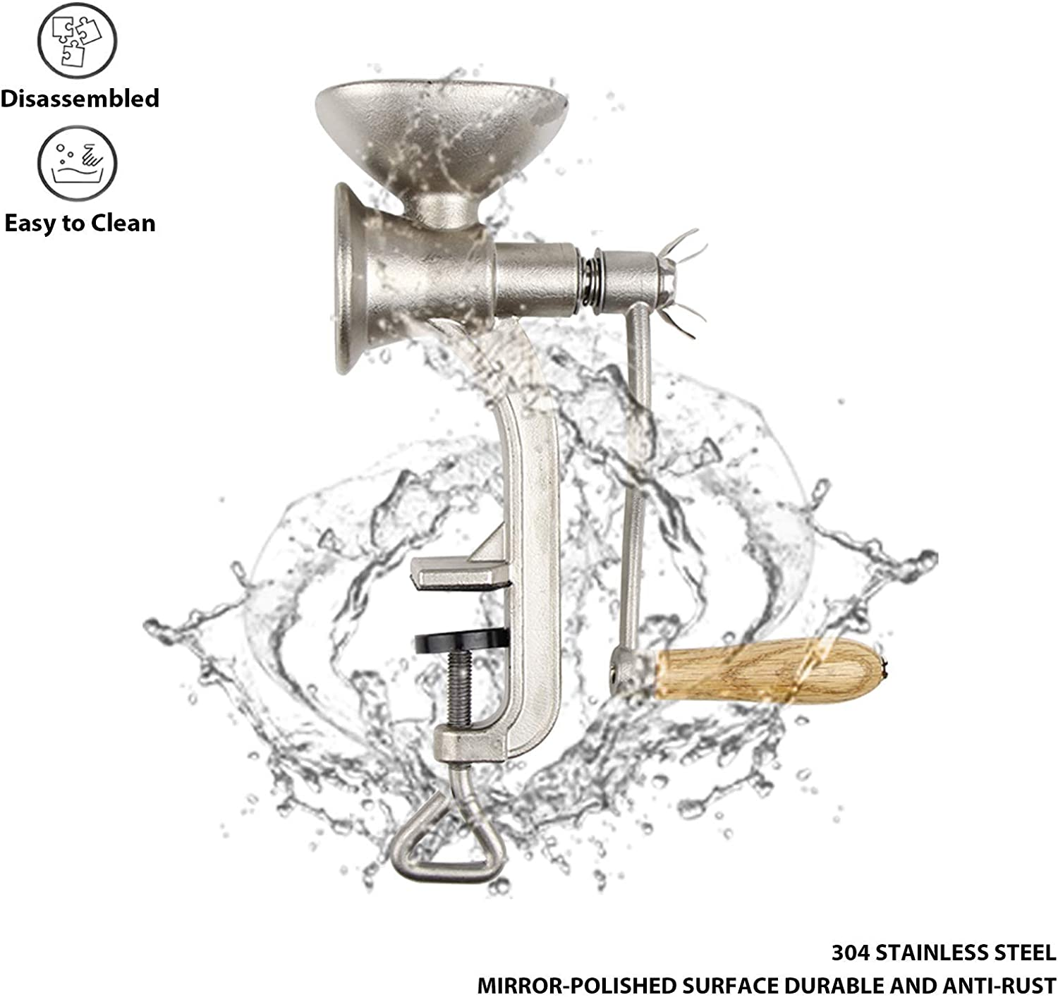 Coffee Grinders Home & Kitchen ghdonat.com Stainless Steel Coffee ...