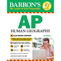 Barron's AP Human Geography with Online Tests