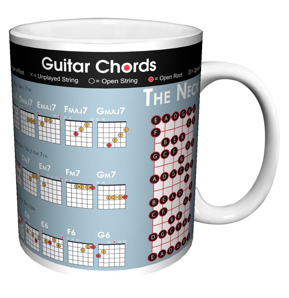 Amazon Guitar Chords Instrument Instructional Educational Music