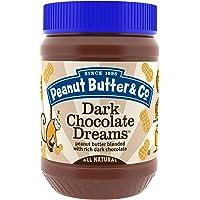 Peanut Butter & Co 培纳德黑巧克力花生酱 794g(亚马逊进口直采,美国品牌)