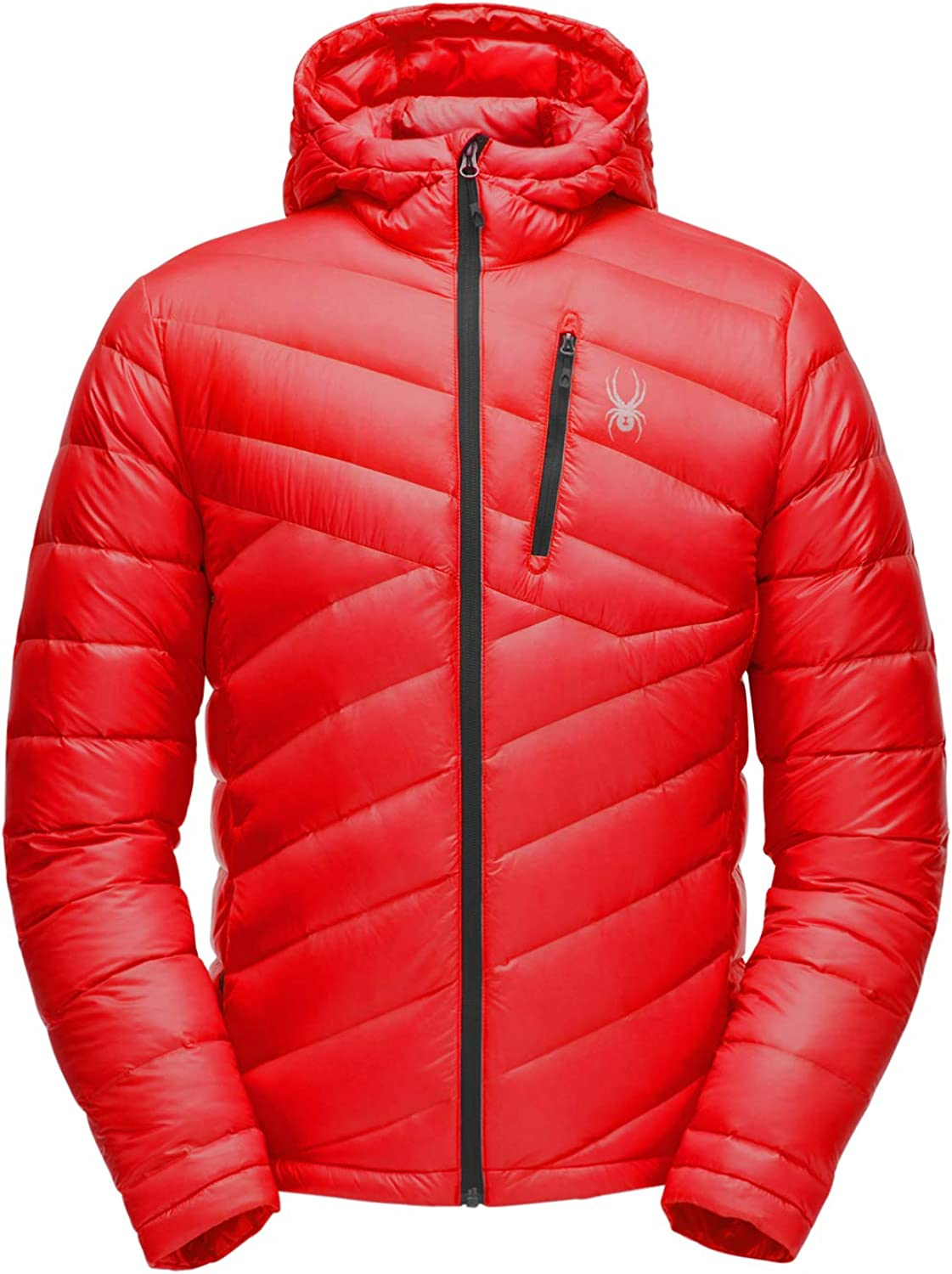 SPYDER Men/'s Syrround Hoody Waterproof 600 Fill Down Jacket
