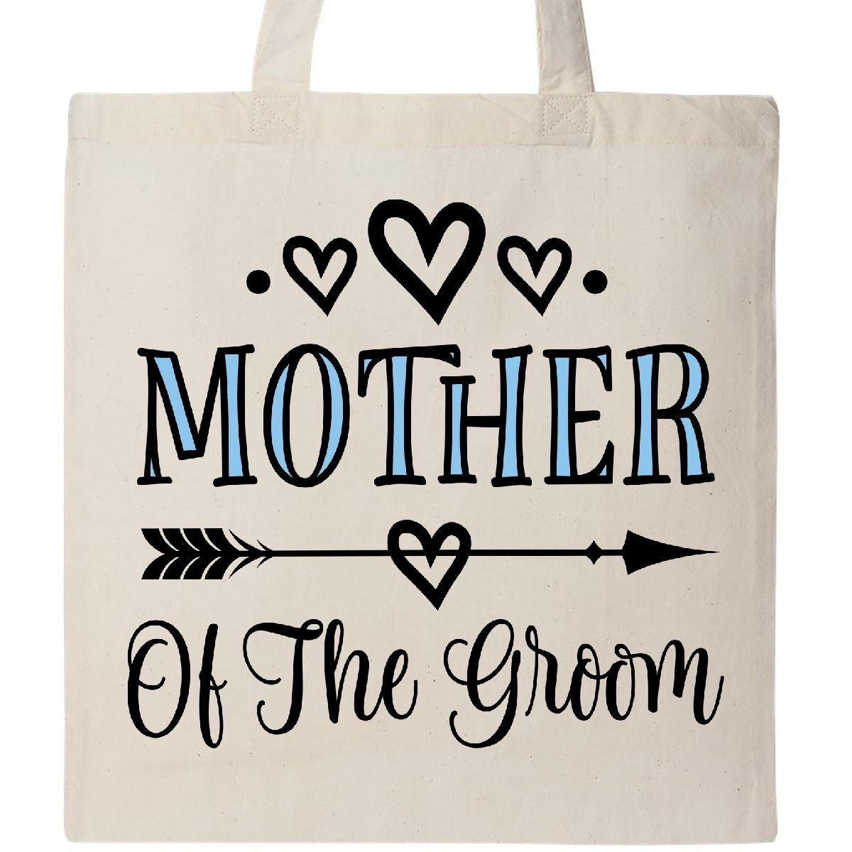 Inktastic - Mother Of The Groom Wedding Party Tote Bag Natural 2dd7d
