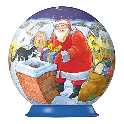 Christmas Collection 2012 Puzzle Ball - Santa