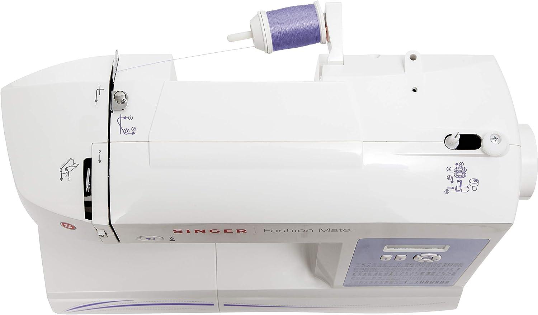 Singer 5560 - Máquina de coser: Amazon.es: Hogar