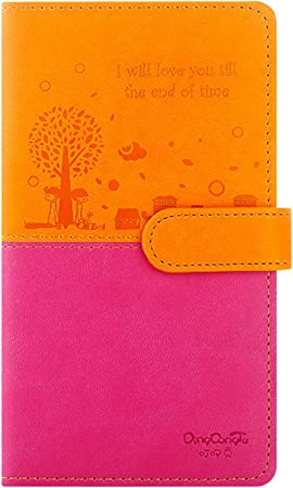 Amazon Com Ai Life Pu Leather Hard Copy Notebook Diary Planner