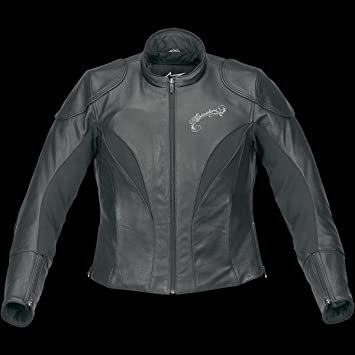 Alpinestars Stella TYLa piel chaqueta: Amazon.es: Coche y moto
