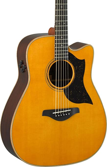 Yamaha A-Series A5R Acoustic-Electric Guitar