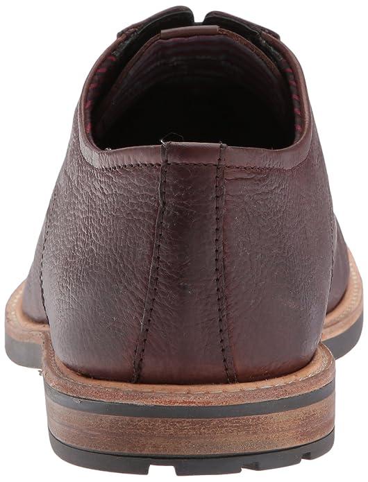 Ben Sherman Mens Birk Plain Toe Oxford Shoe