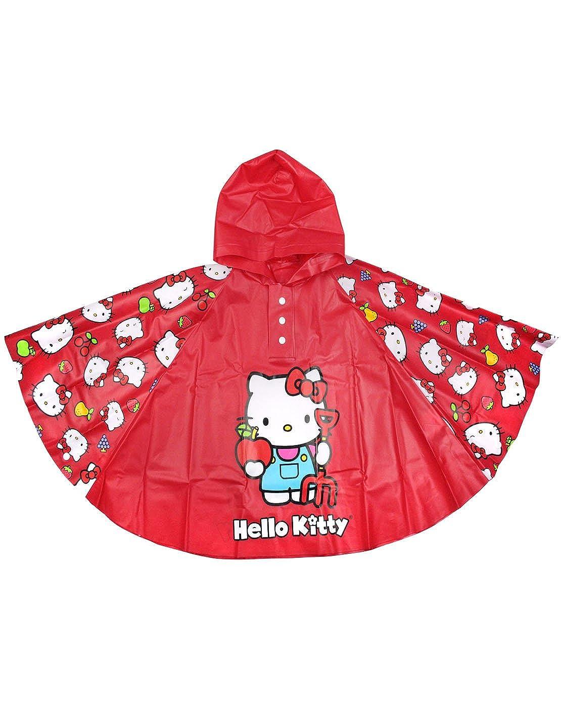 Official Hello Kitty Garden Centre Kid's Cagoule