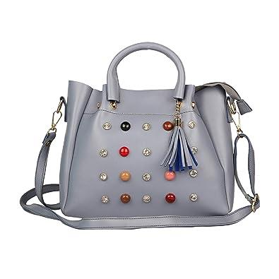 Roseberries Women Sling bag Grey Color  Amazon.in  Shoes   Handbags 8a039675161ef