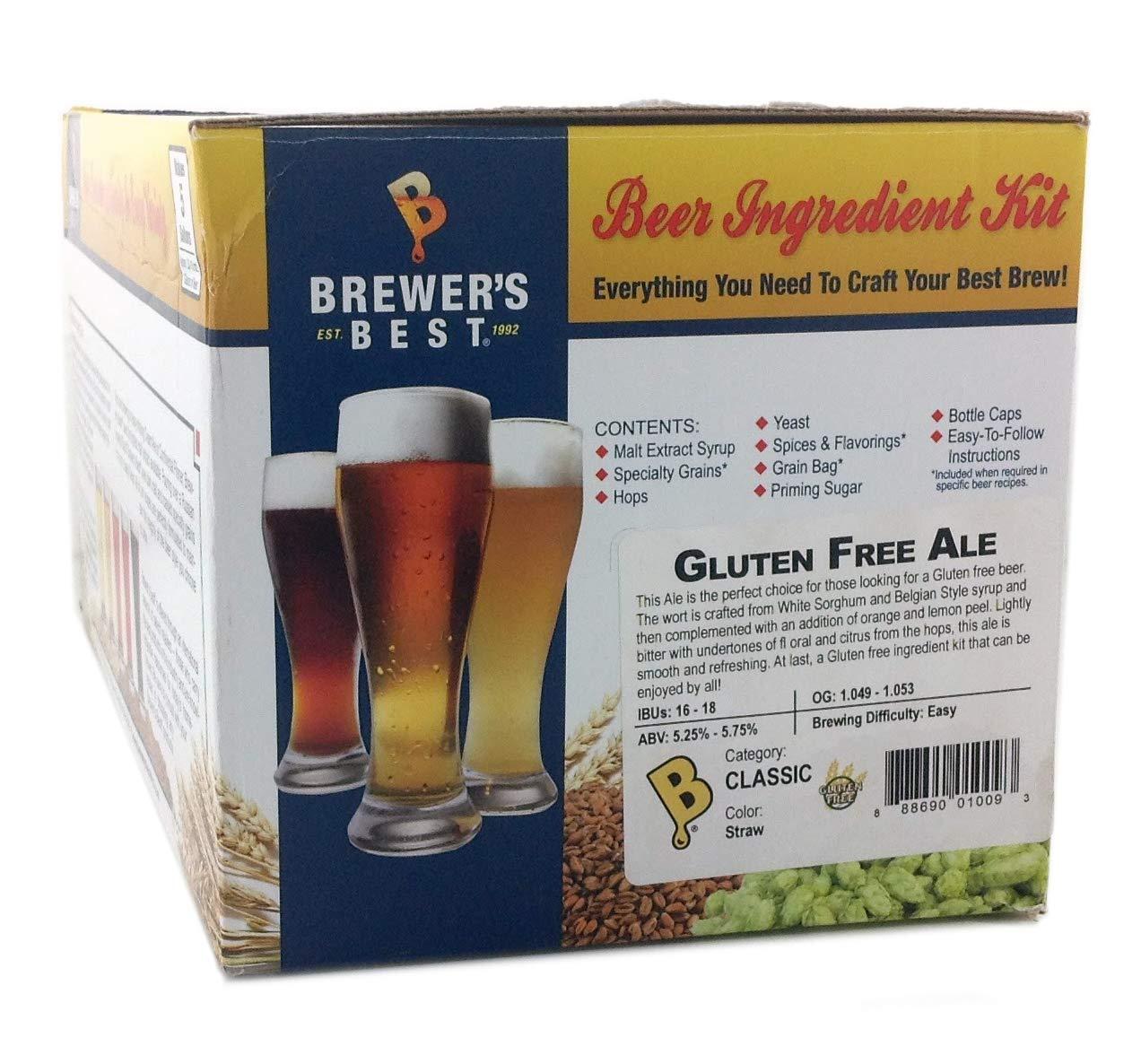 Brewers Best Gluten Free Ale by Brewer's Best
