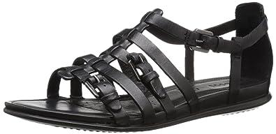 3e1d9c8edf4 ECCO Footwear Womens Touch Strap Gladiator Sandal