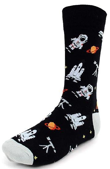3526fbe94d8b Men s Fun Crew Socks