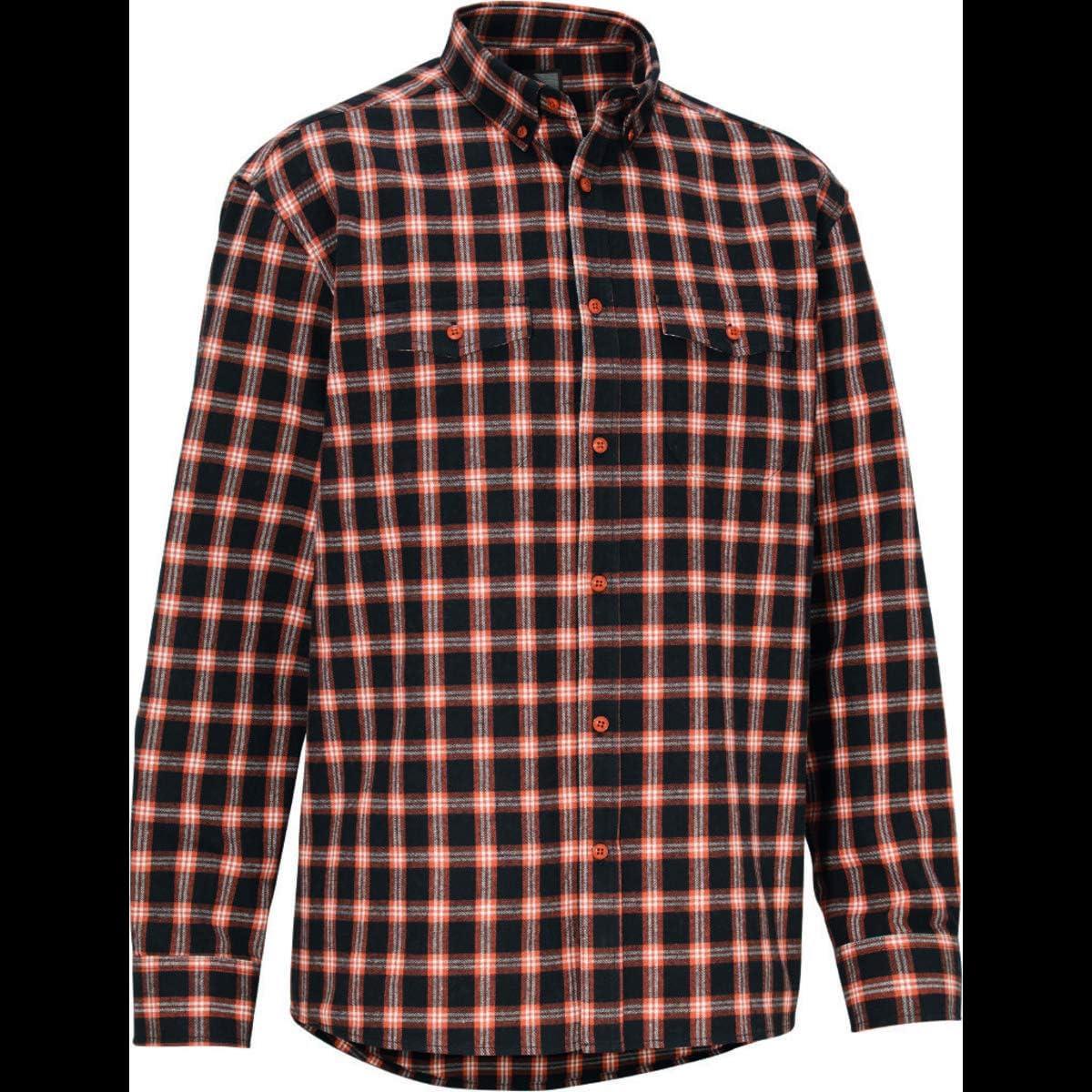 Swedteam Camisa de Cuadros Sueco Clive Classic M Naranja XXXL a Cuadros XXXL: Amazon.es: Deportes y aire libre