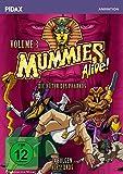 Mummies Alive - Die Hüter des Pharaos, Vol. 3 / 14 weitere Folgen der Kult-Zeichentrickserie (Pidax Animation) [2 DVDs]