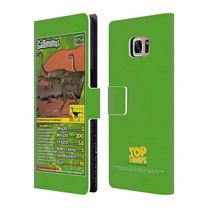 Amazon.com: Official Top Trumps Gallimimus Dinosaurs 2 ...