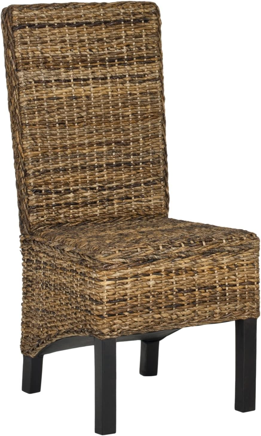 Safavieh Home Collection Pembrooke Natural Dining Chair Set of 2