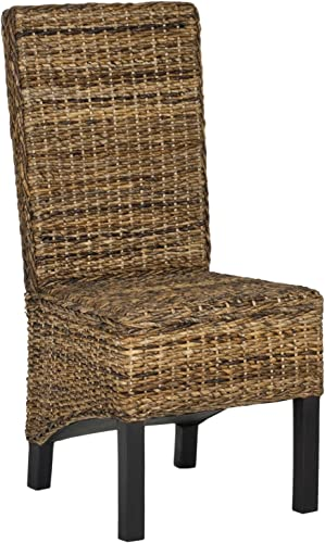 Safavieh Home Collection Pembrooke Natural Dining Chair