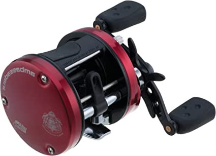 Abu Garcia AMBSX-6600 Ambassadeur SX Fishing Baitcast Round Reel Right Handed