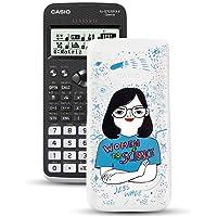 Casio FX-570SPXII Iberia - Calculadora científica con ilustración de Jess Wade en la tapa, (576 funciones, 12 dígitos…