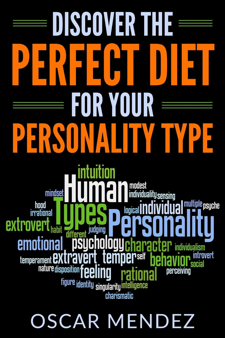 Read Online Discover the Perfect Diet for Your Personality Type PDF