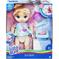 Baby Alive Işıltılı Bebeğim