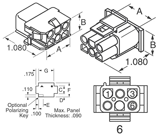 Molex 1 Complete Set