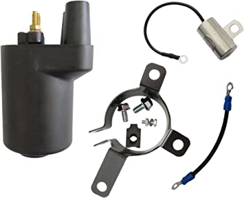 BGE BGM Carbman Ignition Coil Kit for Onan 541-0522 P Series BGD NHD NHE /& NHM Replace 166-0761 166-0820