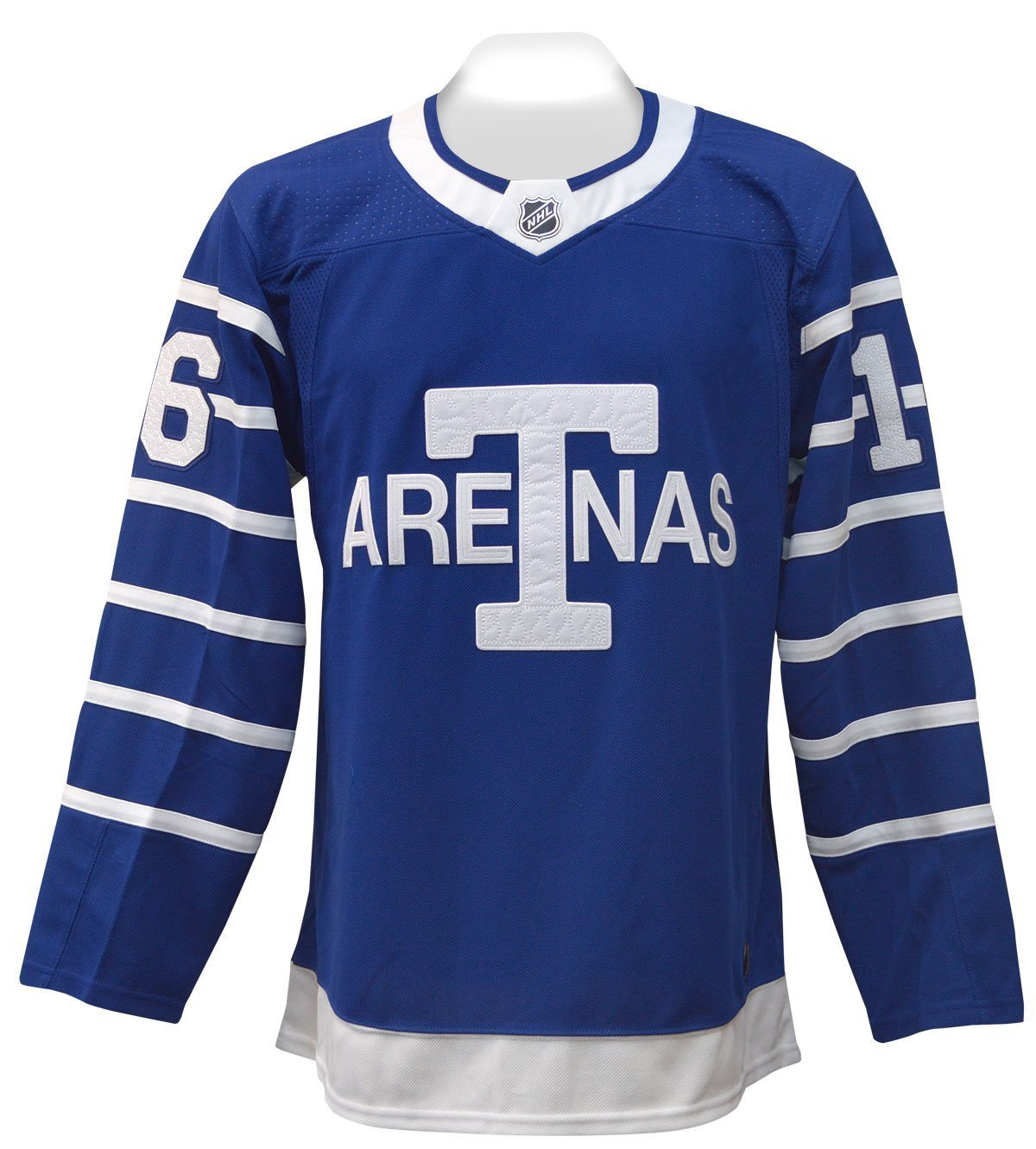 best service fd2f5 40d2b Amazon.com : adidas Toronto Maple Leafs Mitchell Marner ...