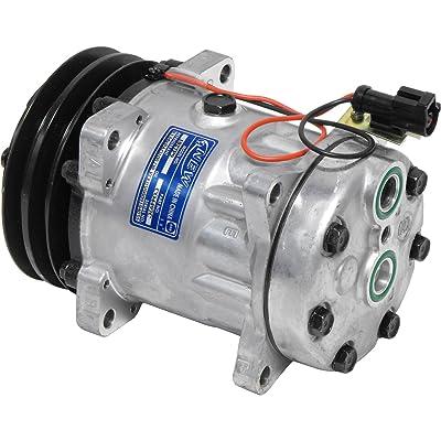 Universal Air Conditioner CO 4497C A/C Compressor: Automotive