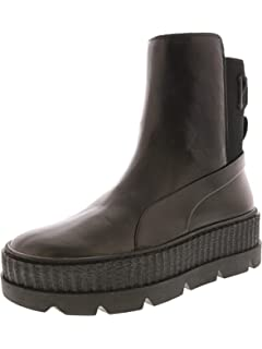 5741257a27a PUMA Women s Fenty x Chelsea Sneaker Boots